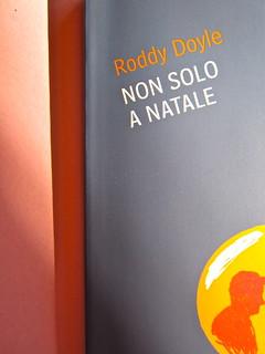 Roddy Doyle. Non solo a Natale, Guanda 2012. Disegno e grafica di copertina: Guido Scarabottolo. Copertina (part.), 1