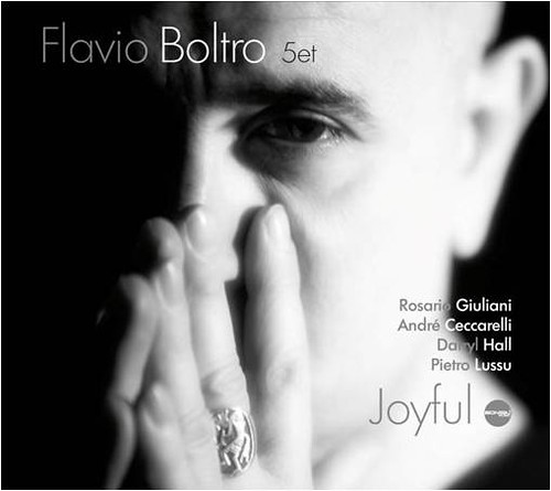 JOYFUL , nuovo album di Flavio Boltro by cristiana.piraino