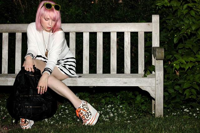 davines alchemic pink hair is back