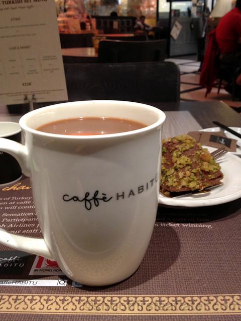 Caffe Habitu- espresso lungo $33