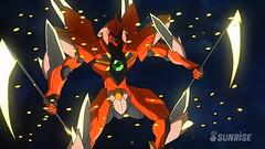 Gundam AGE 4 FX Episode 42 Girard Spriggan Youtube Gundam PH (41)
