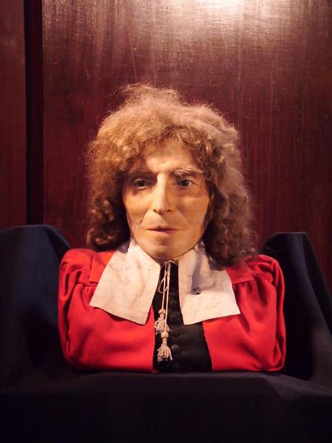 Death Mask of Sir William Turner, Sir William Turners Almshouse