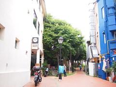 Oakham Market, Ann Siang Hill