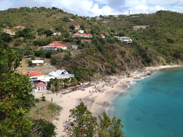 Shell Beach Gustavia