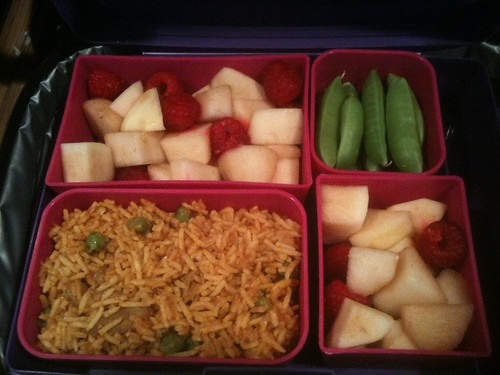 Bento #4: Lunch