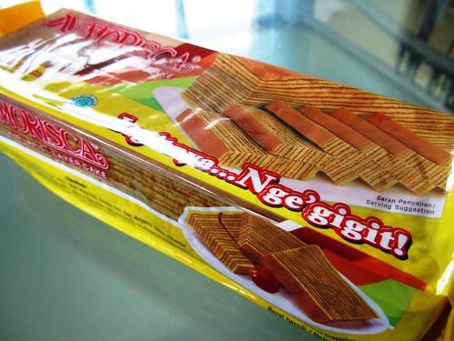 Indonesian layer cake