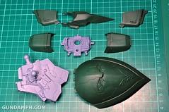 1-100 Kshatriya Neograde Version Colored Cast Resin Kit Straight Build Review (61)