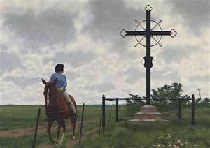 Alex Colville French Cross