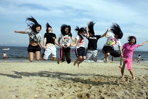 Shinojima JK seven jump 1