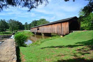 Watson Mill Creek Bridge