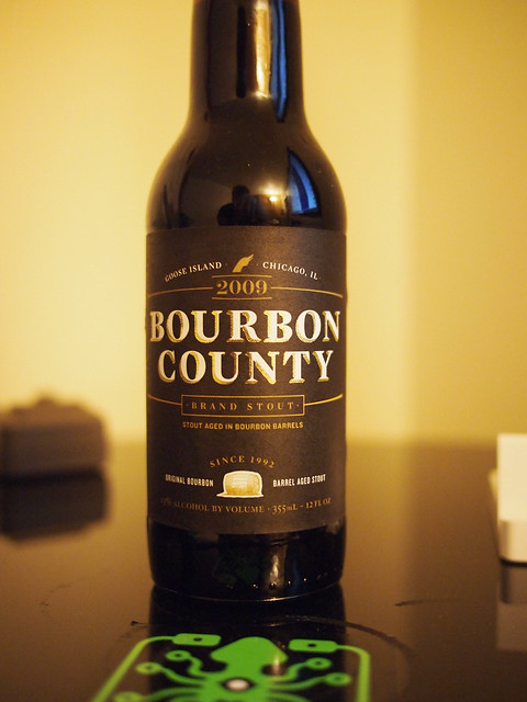 Goose Island 2009 Bourbon County Brand Stout