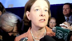 Alison Redford - AB Election 2012 pix 08