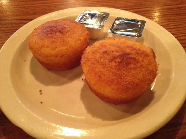 Corn muffins - Cracker Barrel
