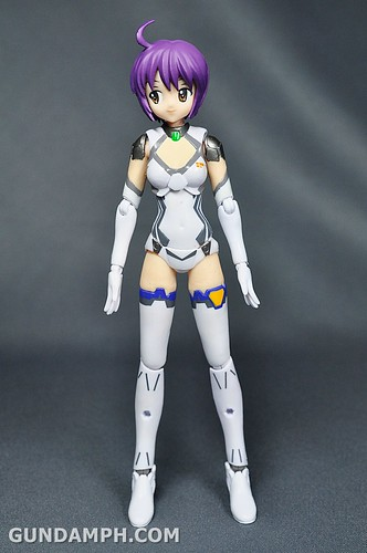 Armor Girls Project MS Girl Wing Gundam (EW Version) Review Unboxing (39)