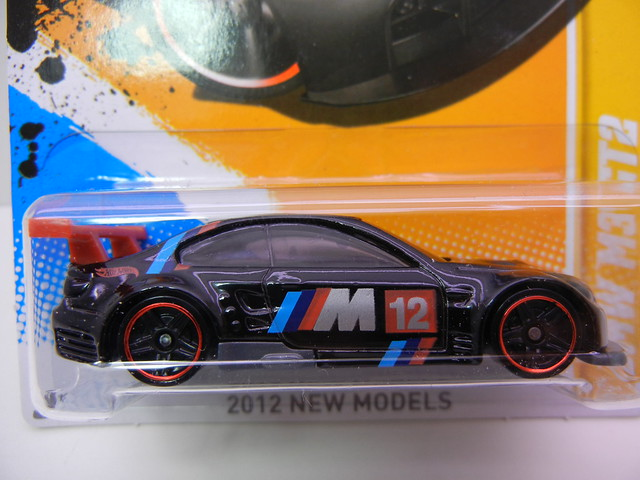 hot wheels bmw m3 gt2 black (3)