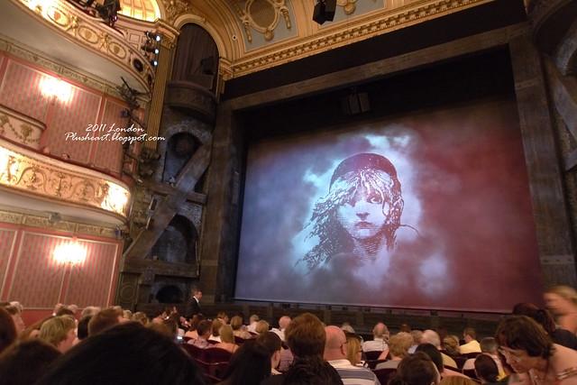 ▌London ▌ Les Misérables 無法言喻的感動