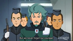 Gundam AGE 2 Episode 28 Chaos in the Earth Sphere Youtube Gundam PH (41)