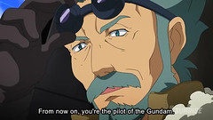 Gundam AGE 3 Episode 29 Grandpa's Gundam Youtube Gundam PH 0004