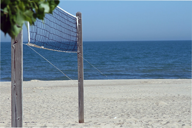Volleyball at the Dunes