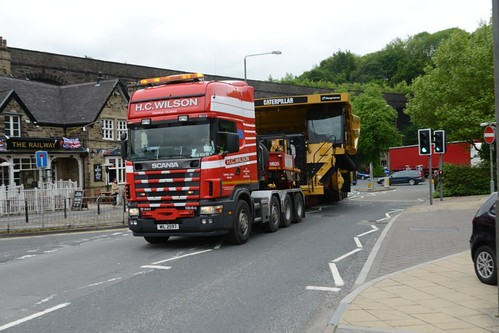 WIL 2597 today in Buxton
