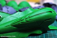 1-100 Kshatriya Neograde Version Colored Cast Resin Kit Straight Build Review (69)