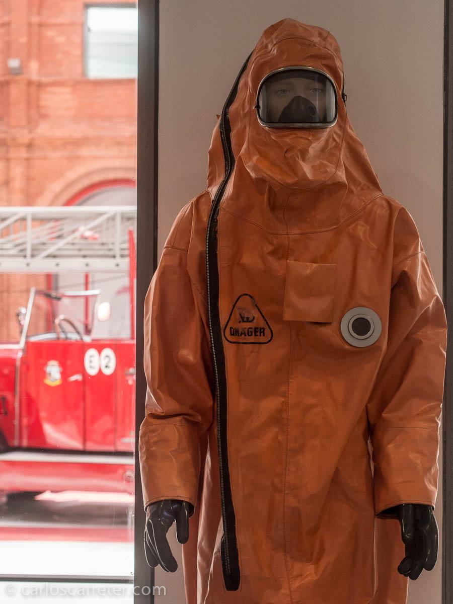 Museo del Fuego o de los Bomberos