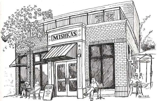 mishka's, davis