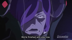 Gundam AGE 2 Episode 28 Chaos in the Earth Sphere Youtube Gundam PH (42)