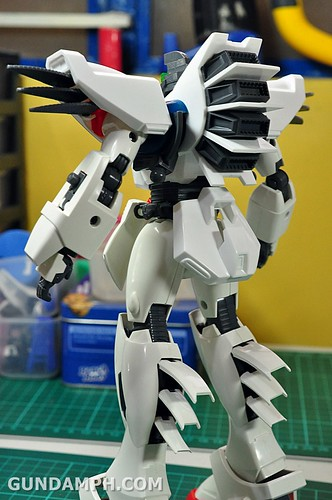 Gundam F91 1-60 Big Scale OOTB Unboxing Review (71)