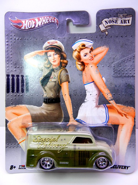 hot wheels nostalgia pin ups dairy delivery (1)