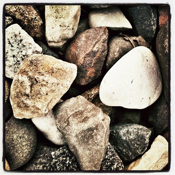 Day 2, rocks
