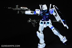 ANA RX-78-2 Gundam HG 144 G30th Limited Kit  OOTB Unboxing Review (92)