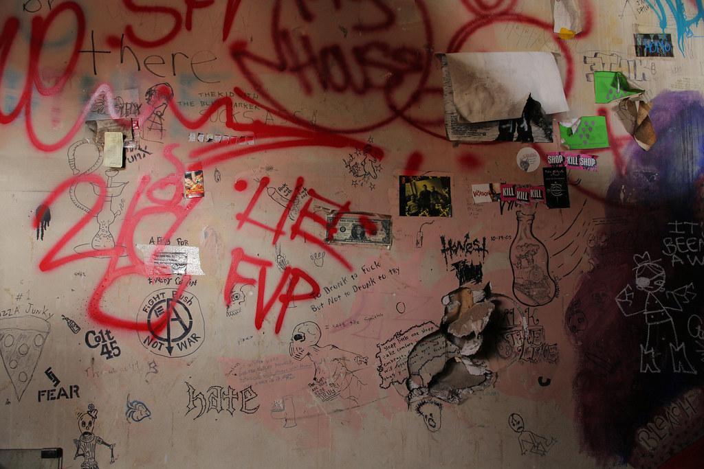 Inside the Gowanus Batcave