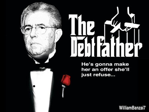 THE DEBT FATHER