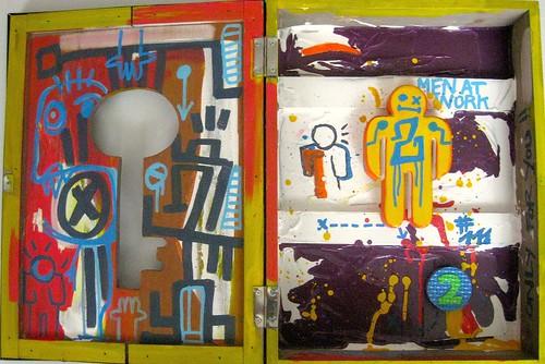 Men at work Box #2 by Pegasus & Co