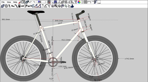 Fat Bike Design Pic