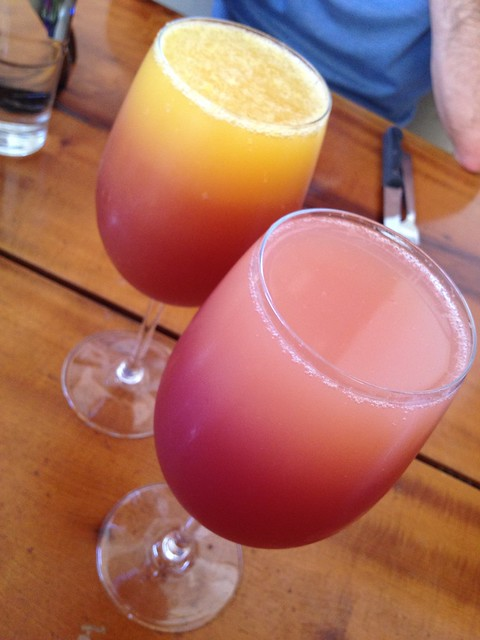 Mimosas - Mission Beach Cafe