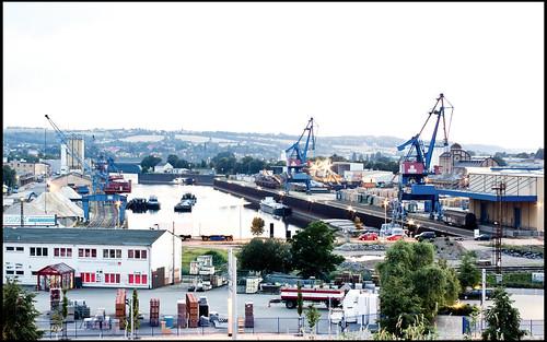 Friedrichstädter Hafen