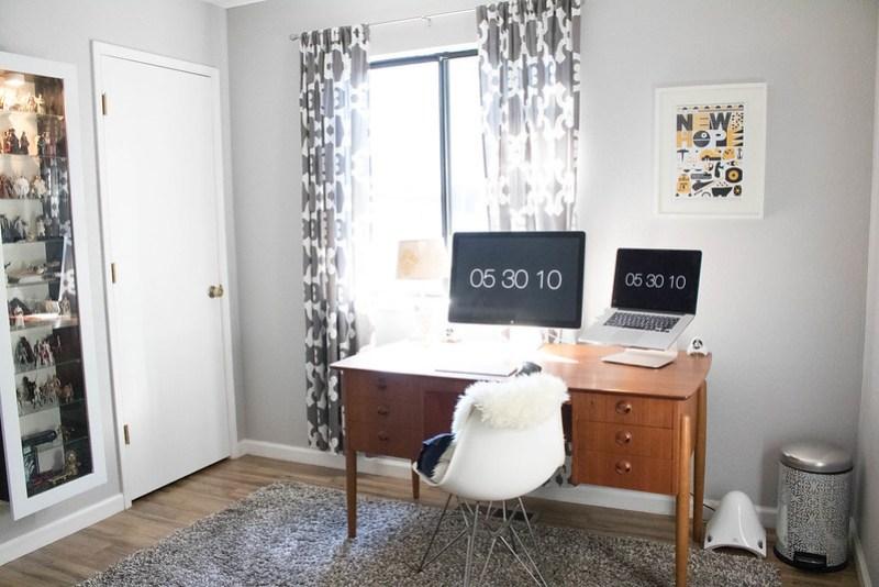 My Office Room #thelovelygeek