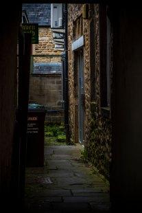 Skipton alley