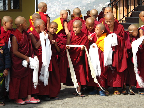 monk children by pollywogonalog