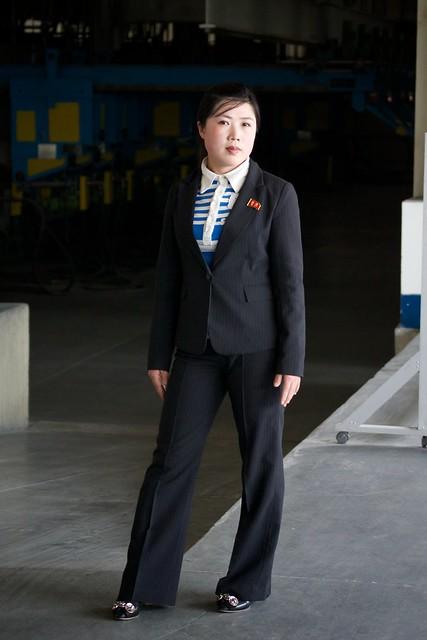 North Korean Glass Factory Nampo