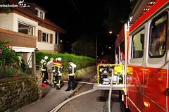 Brand mit Gefahrgut Sonnenberg 25.05.12