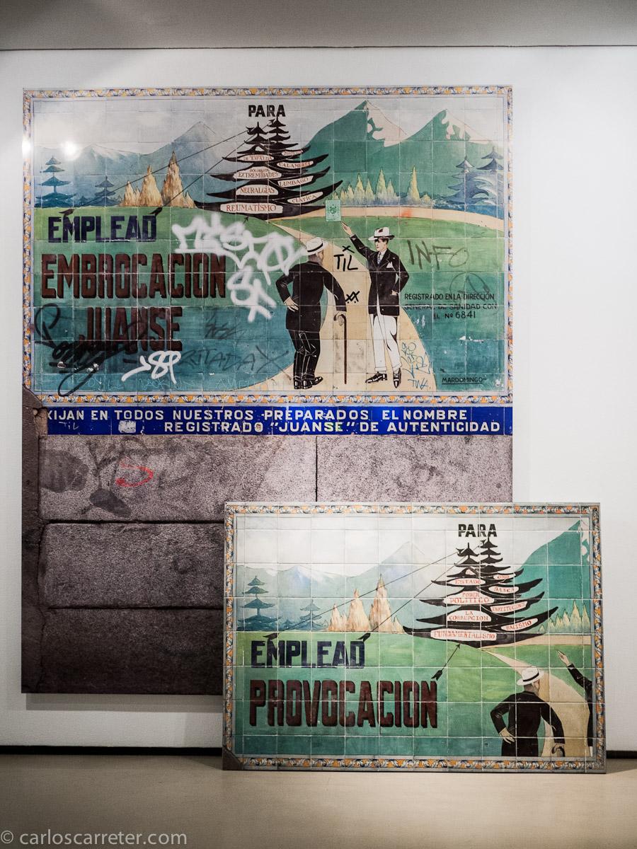 Exposición en el ICO (Carlos Garaicoa)