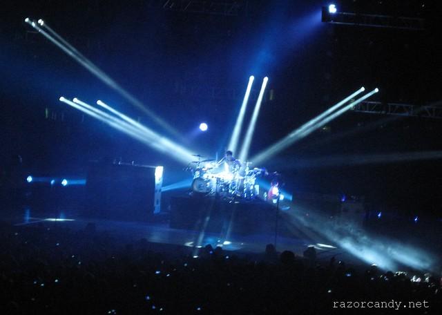 Blink-182 - O2 - 8th june, 2012 (14)