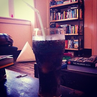 Ice-cold coke. #whatimcraving