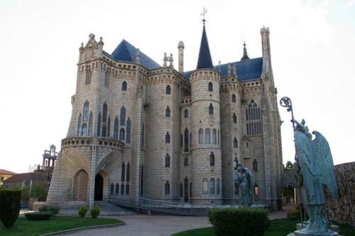 Palacio Episcopal de Astorga 20120516-IMG_1712