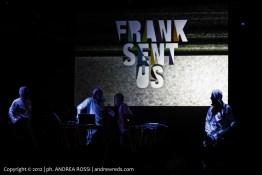 Frank Sent Us live @ SuperSanto's San Lorenzo