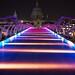 Millenium Bridge Lights 3