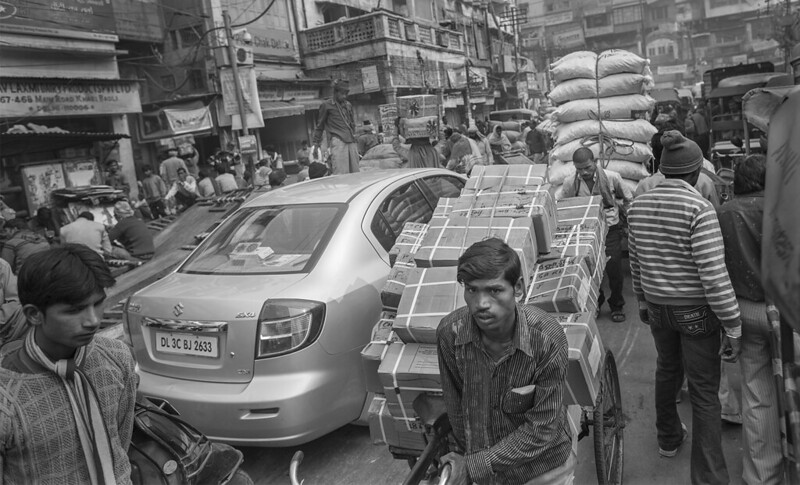 Working Men Chaotic City